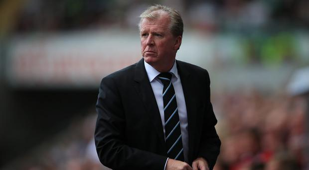 Steve McClaren: Safe for now