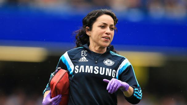 The treatment of Chelsea team doctor Eva Carneiro is to be raised in FIFA's medical committee