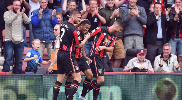 Callum Wilson's strike was not enough for three points