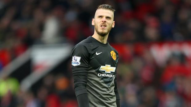 David de Gea is staying in Manchester