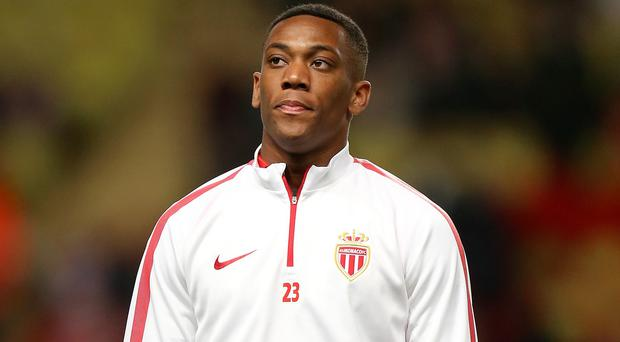 Anthony Martial's move to Manchester United from Monaco helped break the overall Premier League spending record