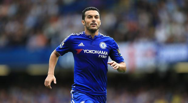 Chelsea's Pedro was the most-discussed player of the summer on Twitter