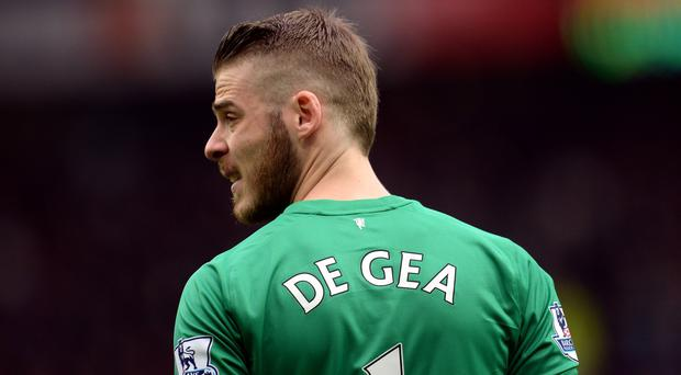 David De Gea has not played for Manchester United since July 29