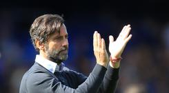 Watford manager Quique Sanchez Flores has not seen his side score since the opening weekend of the season