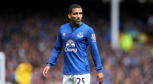 Aaron Lennon targets fresh start at Everton.