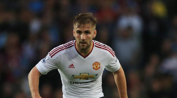 Luke Shaw has enjoyed a strong start to his second season at Manchester United.