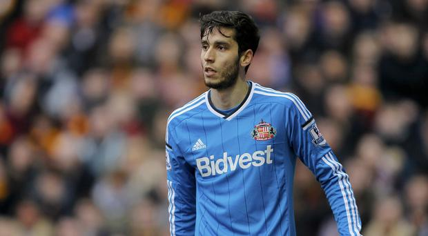 Ricardo Alvarez has had a tricky time since his move to Sunderland