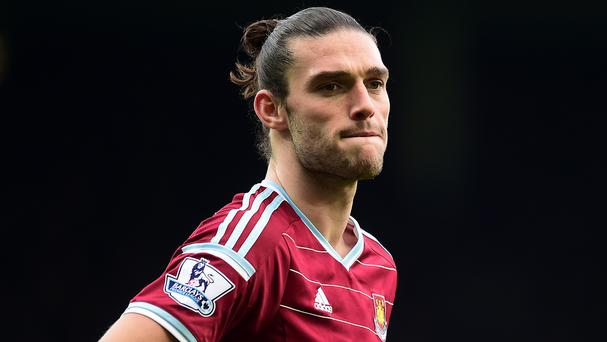 Andy Carroll could return after an injury-plagued year
