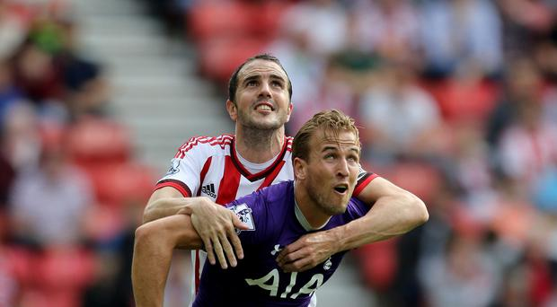 Tottenham boss Mauricio Pochettino is confident striker Harry Kane (pictured) will rediscover his touch in front of goal