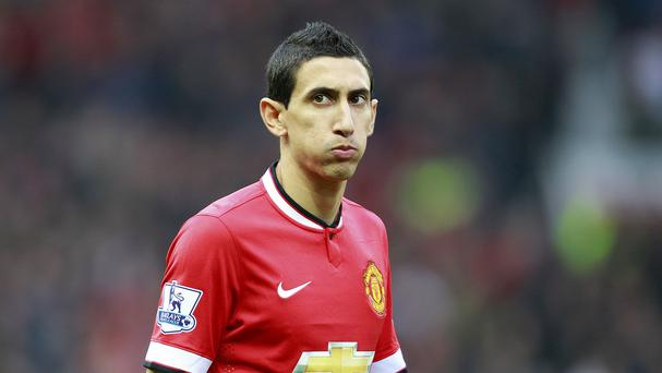 Angel Di Maria admits he struggled with life at Manchester United