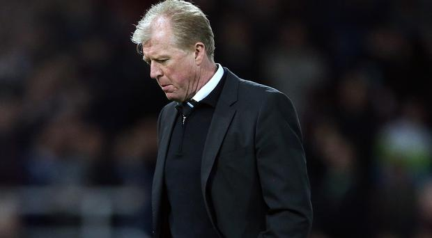Steve McClaren admitted Newcastle