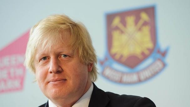 Boris Johnson is willing to publish the financial details of West Ham's move to the Olympic Stadium