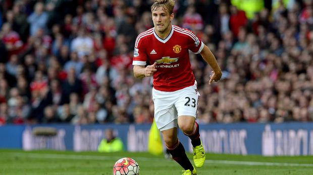 Luke Shaw started the season in fine form for Manchester United before his injury