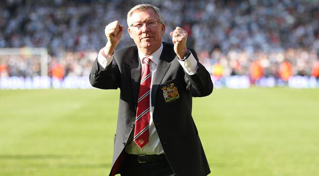Alex Ferguson retired as Manchester United boss in May 2013