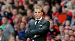Brendan Rodgers has called for Liverpool's attacking players to express themselves