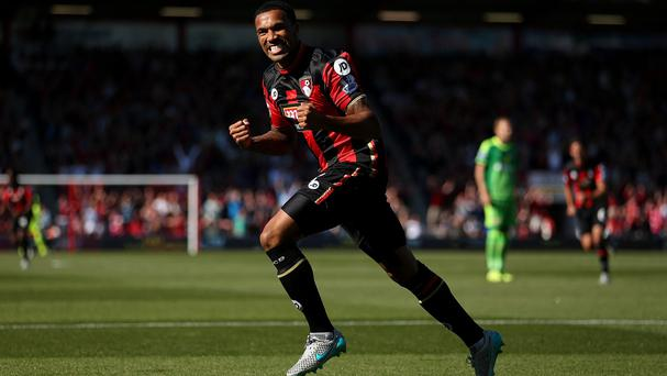 Callum Wilson found the net in the fourth minute for Bournemouth