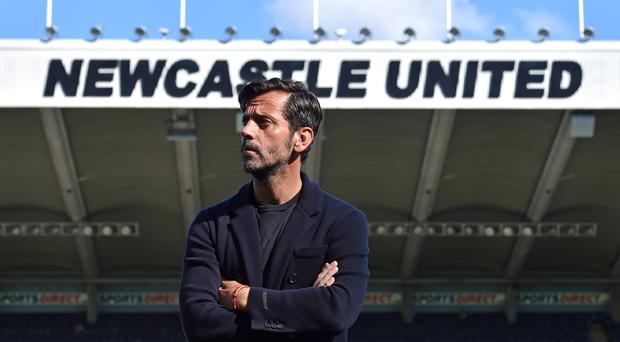 Quique Sanchez Flores' men won at St James' Park