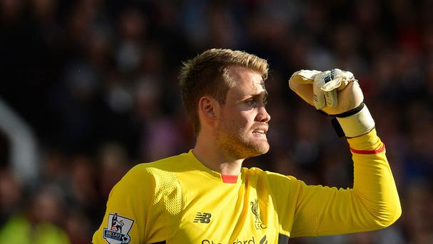 Liverpool goalkeeper Simon Mignolet will not change his approach because of one mistake.