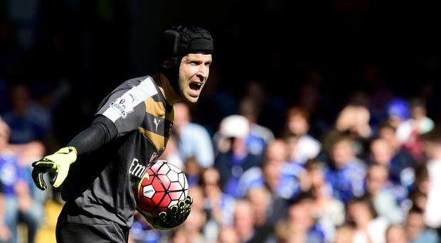 Petr Cech has brought consistency in goal for Arsenal