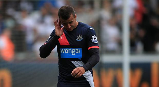 Steven Taylor is set to be sidelined for two months after undergoing surgery on his hamstring