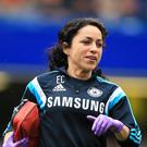 Chelsea team doctor Eva Carneiro is understood to have parted company with the club