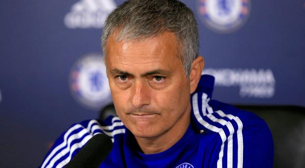 Chelsea manager Jose Mourinho claims only one Premier League manager is not under pressure