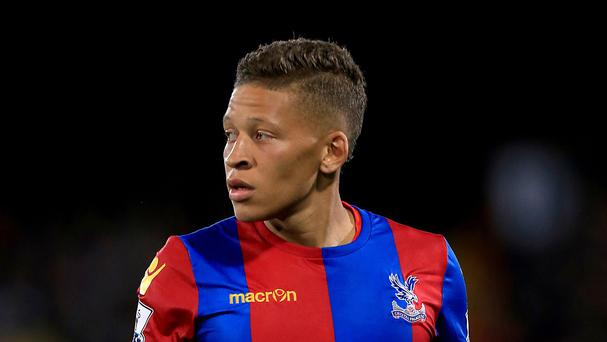 Dwight Gayle is in the frame to start for Palace against Watford