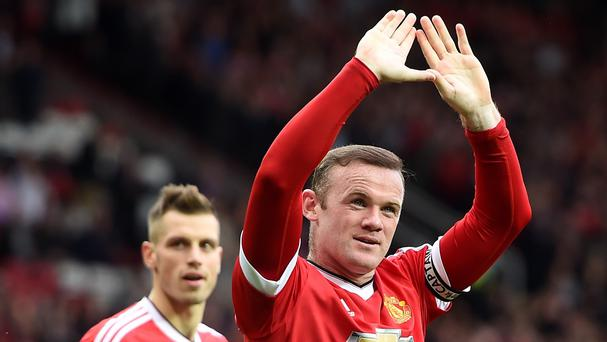 Wayne Rooney ended his Premier League drought