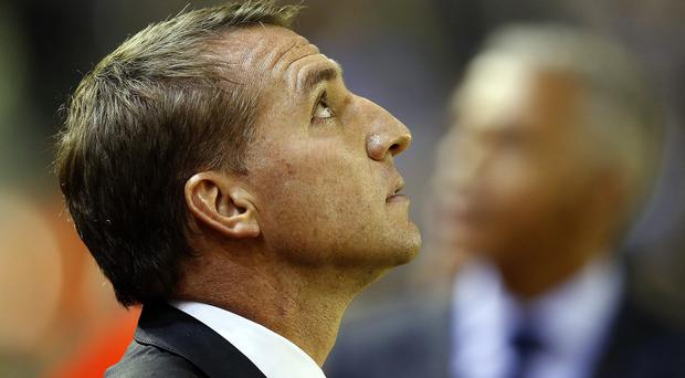 Liverpool manager Brendan Rodgers believes there is an agenda against him.
