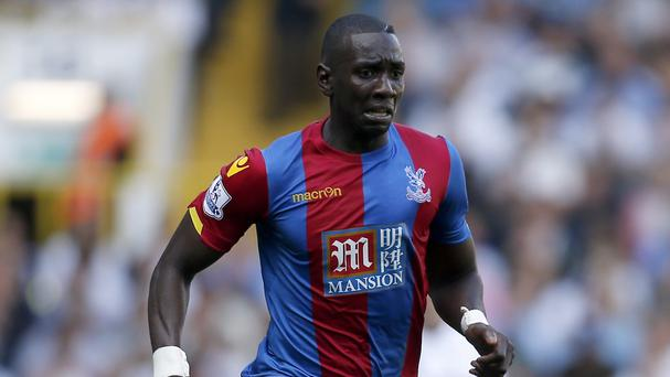 Crystal Palace have tied Yannick Bolasie to a new three-and-a-half-year contract