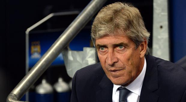 Manuel Pellegrini has overseen three Man City defeats over the last four games