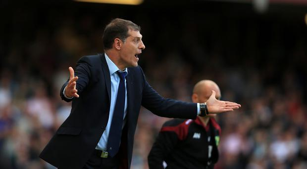 West Ham manager Slaven Bilic believes work-rate will be the key for his team this season