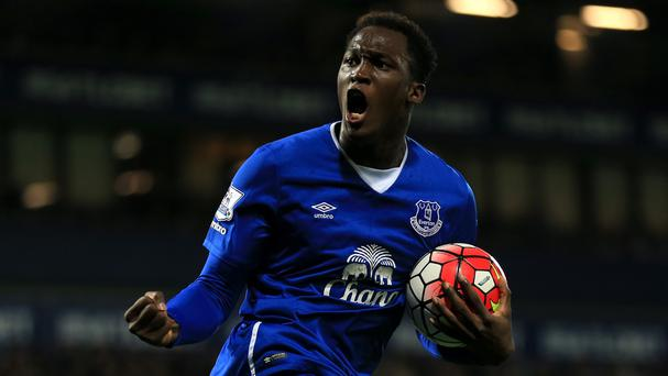 Romelu Lukaku scored twice and grabbed an assist as Everton came from behind to beat West Brom 3-2
