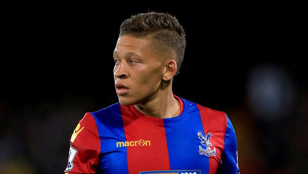 Forward Dwight Gayle has come back into the Crystal Palace side