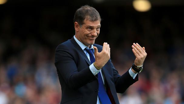 West Ham manager Slaven Bilic has told his players not to be complacent against Sunderland