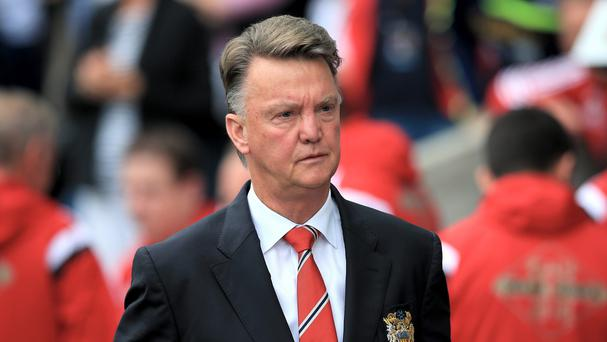 Louis van Gaal anticipates a reaction from Arsenal when they host his Manchester United side on Sunday