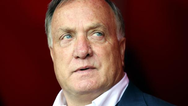 Sunderland head Dick Advocaat has revealed he has made a decision over his future - but refused to say what it is