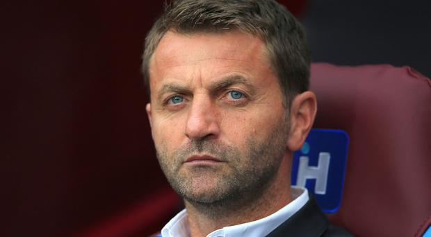 Tim Sherwood has another defeat to recover from