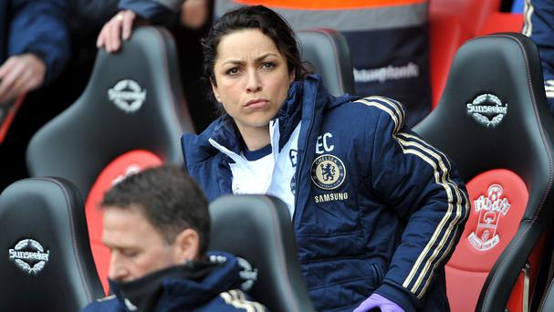 Heather Rabbatts hopes to see Eva Carneiro, pictured, return to football