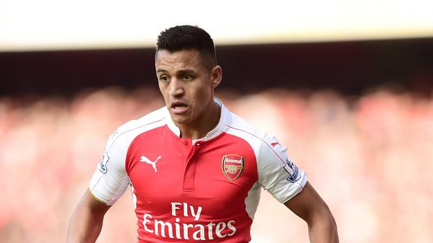 Arsenal's Alexis Sanchez gave a stunning display against Manchester United
