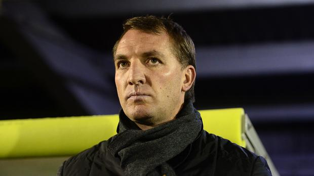 Brendan Rodgers hit the peak of his Liverpool career in 2013-14