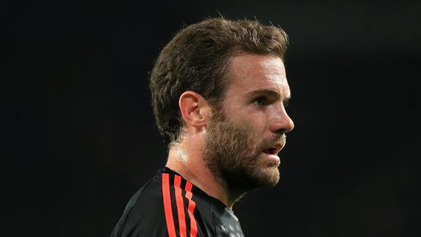 Juan Mata says Manchester United must learn from their 'horrible' 20 minutes at Arsenal