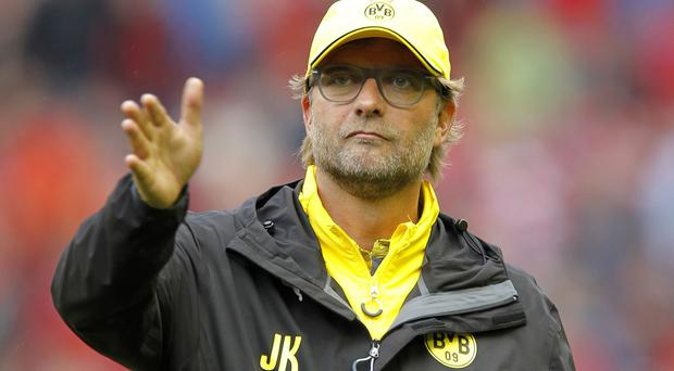 Jurgen Klopp is favourite for the vacant Liverpool job