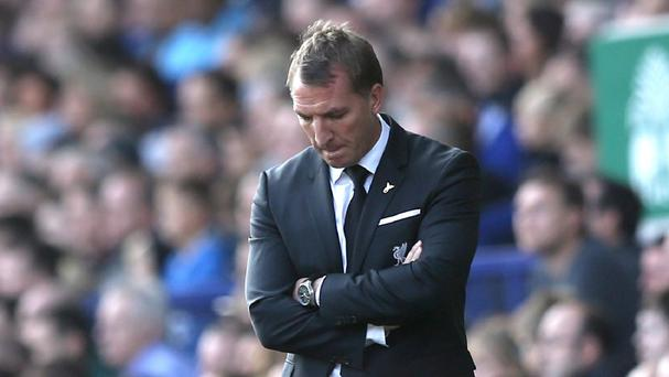 Sacked Liverpool manager Brendan Rodgers has spoken of his disappointment