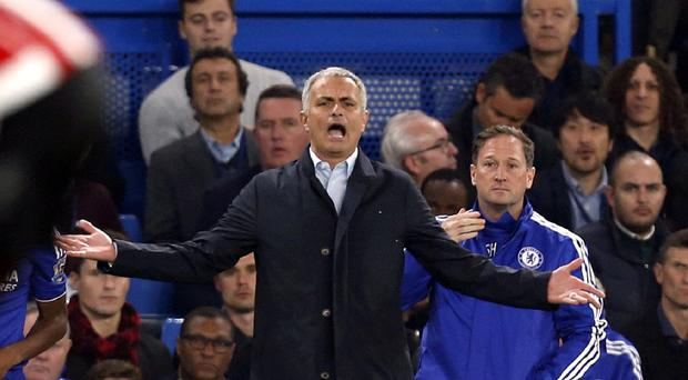 Jose Mourinho has endured a difficult start to the season at Chelsea