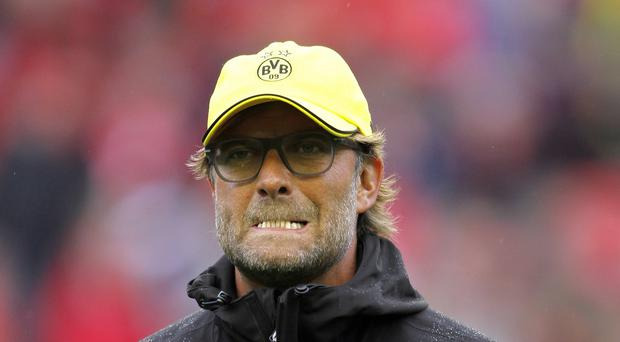 Jurgen Klopp will succeed Brendan Rodgers as Liverpool manager.