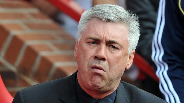 Carlo Ancelotti led Chelsea to the Premier League title in 2009-10