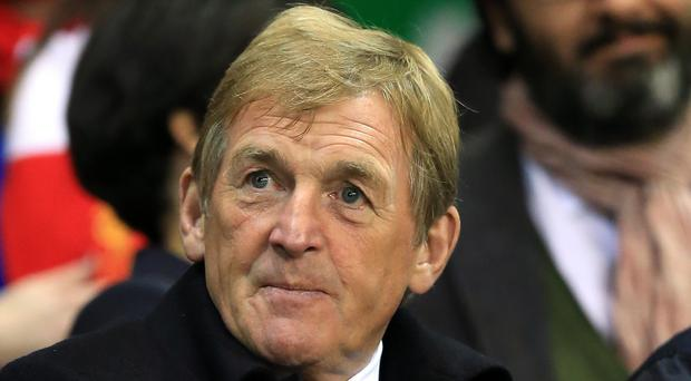 Former Liverpool manager Kenny Dalglish, pictured, has been impressed by new boss Jurgen Klopp so far