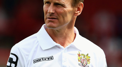 Teddy Sheringham: 'People can think what they want and talk about your girl and your lifestyle, but if you're not happy when you shut the front door, what does it matter? You've got to do what makes you happy because you only get one life'