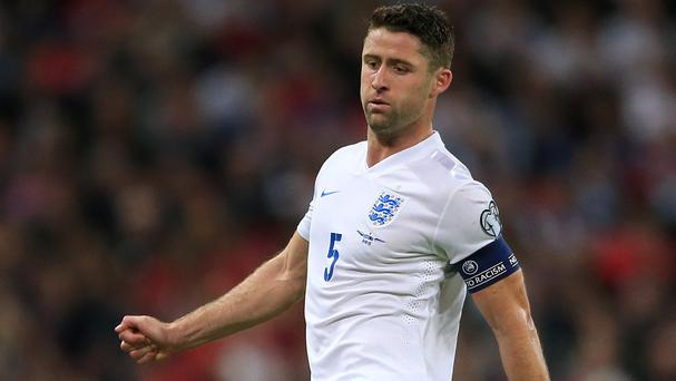 Gary Cahill, who captained England in the 2-0 win over Estonia, wants to see Chelsea start making their own luck